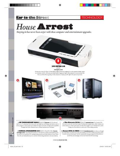 The Source Magazine: Layout Design