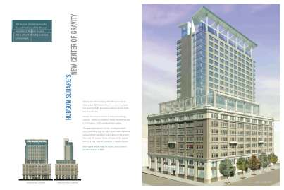BBG-BBGM 330 Hudson Brochure Design