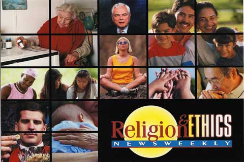 Thirteen/Wnet-NY: Religion and Ethics Newsweekly