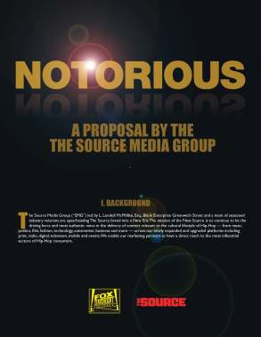 The Source Magazine - Page Layout Design