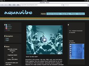Website: Aquavibe