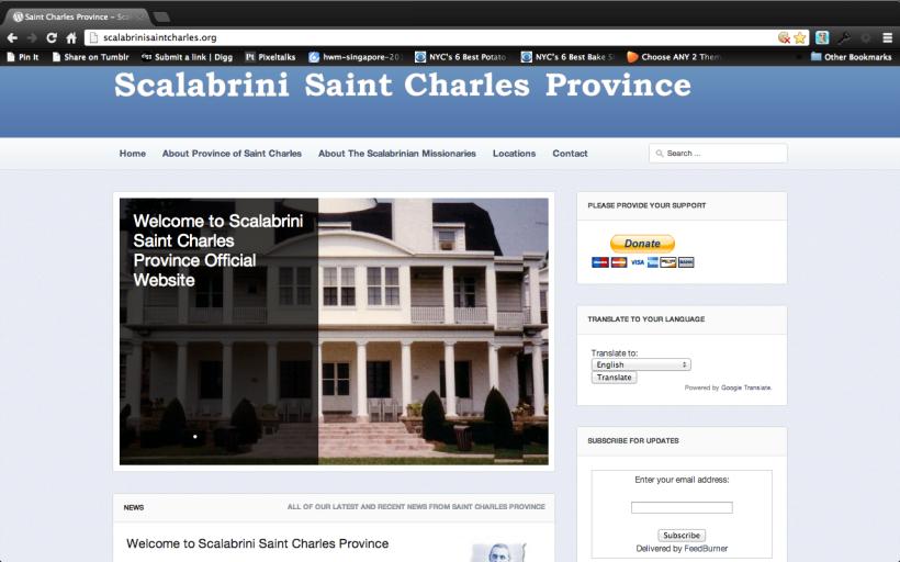 Website: scalabrini saint charles