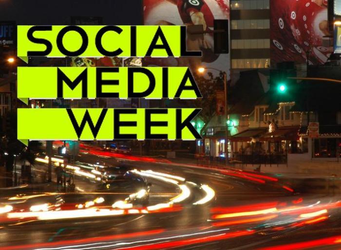 It's been a great week @ Social Media WeekNYC