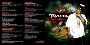 Twista-CD Design