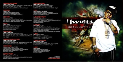 Twista-CD Design