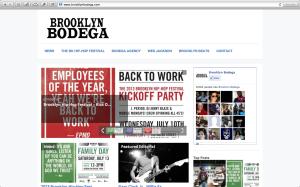Website: Brooklyn Bodega