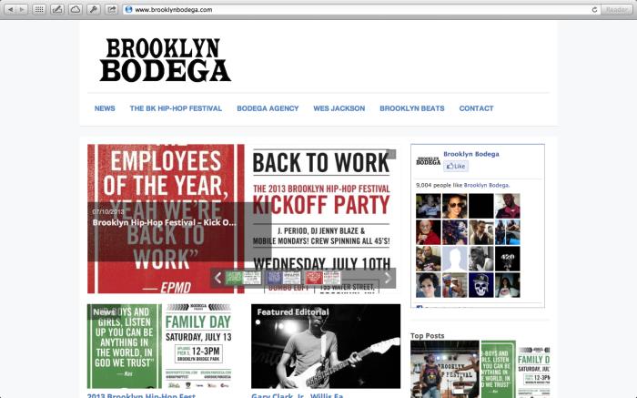 Brooklyn Bodega