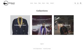 Website Royalty Blazers
